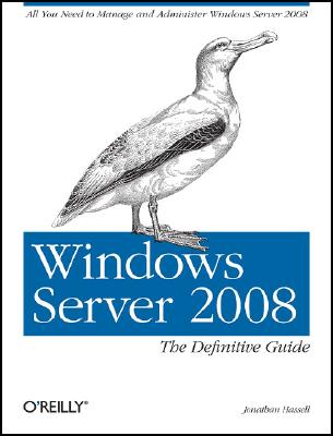 Windows Server 2008 By Hassell, Jonathan